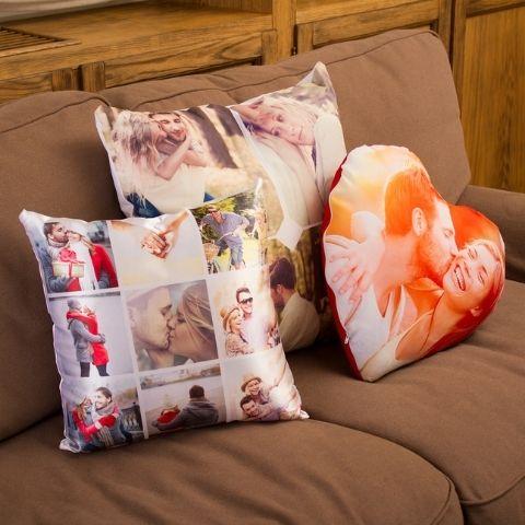 Cuscini Cuscini Personalizzati con Foto